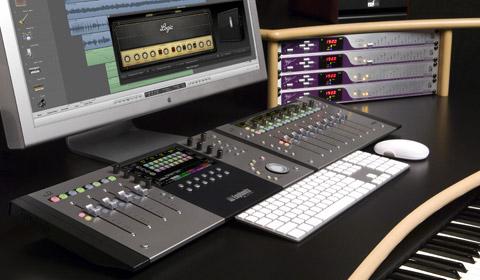 Control Motorized Fader AVID Artist//Euphonix Mix