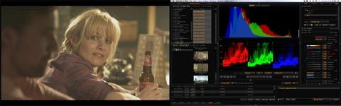 Working with REDCINE-X Pro