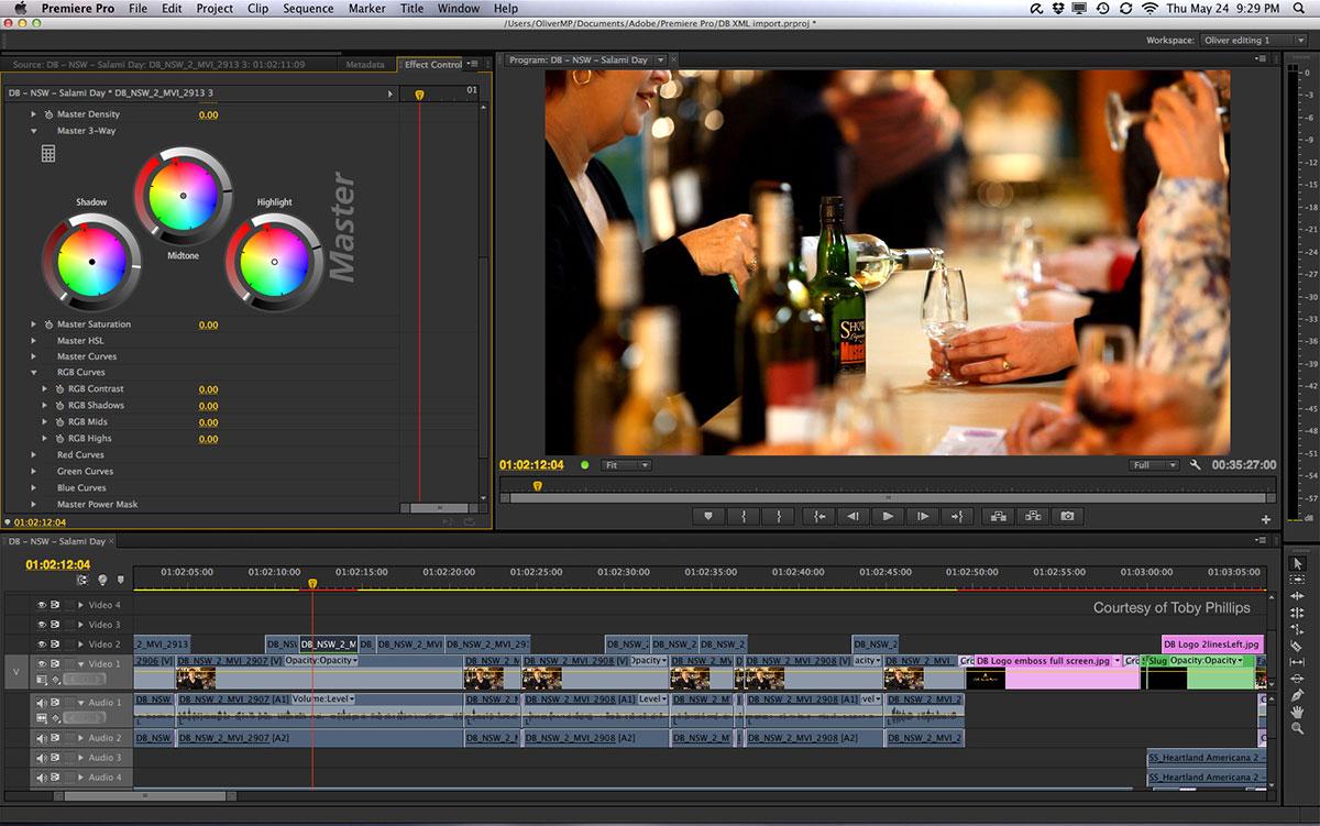 Adobe Premiere Pro Торрент