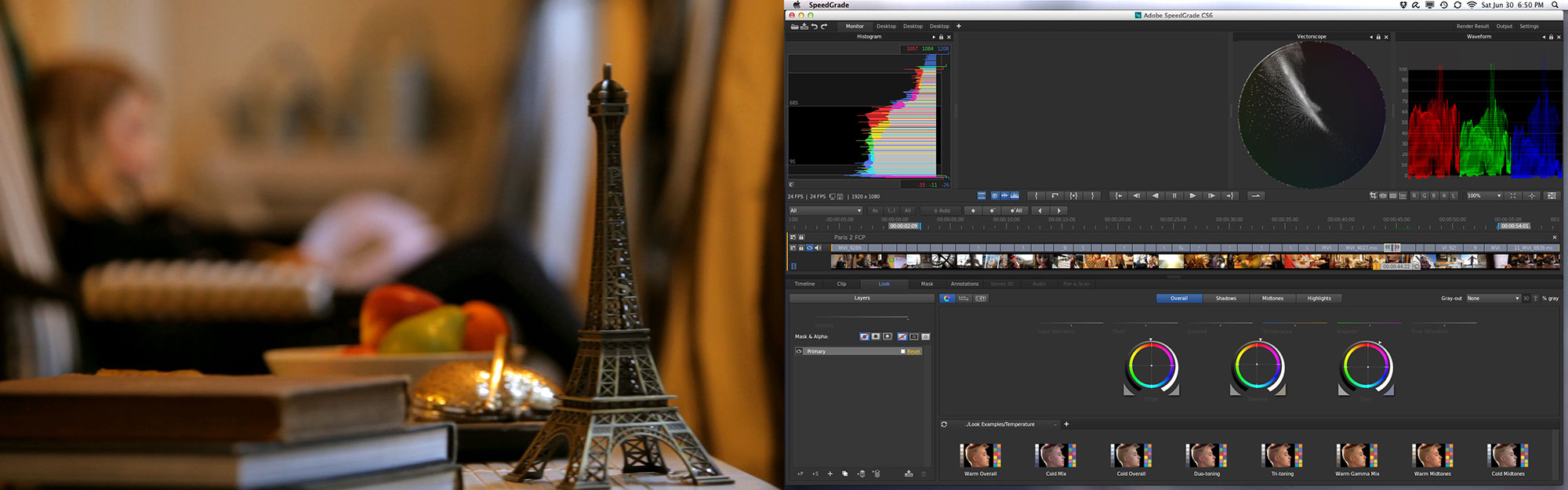 getting started with adobe speedgrade « digitalfilms