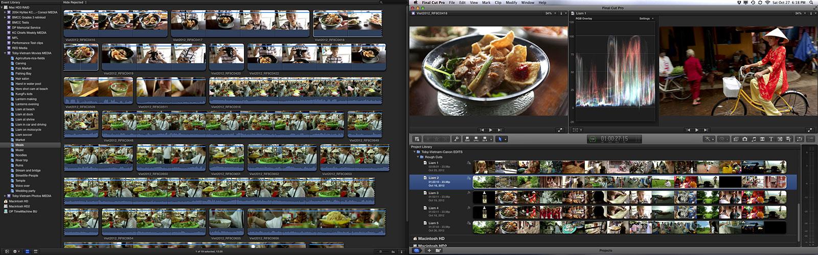 Apple Expands Final Cut Pro X Digitalfilms - Cuisine pro 27