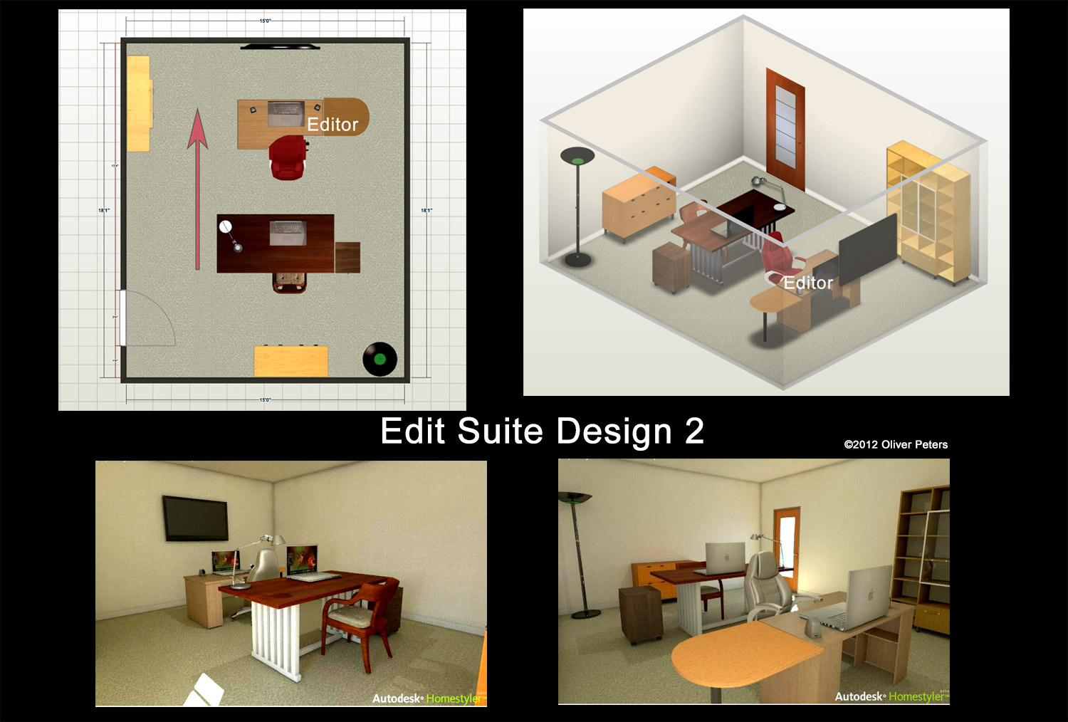 Edit suite floor plans digitalfilms for Room design and layout