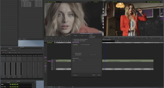 Avid Media Composer to DaVinci Resolve