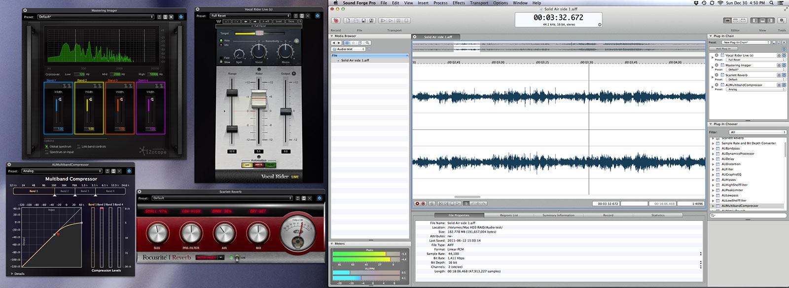 sony sound forge pro mac 1.0.22