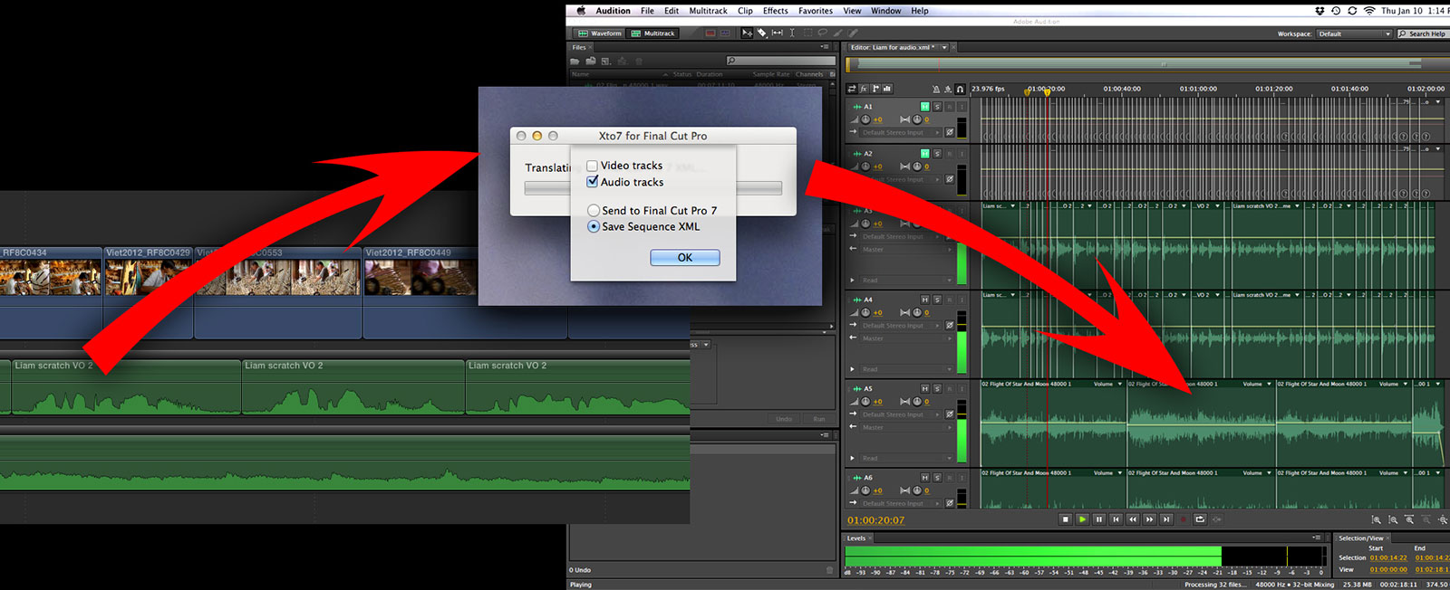 Making FCPX 10 work for you