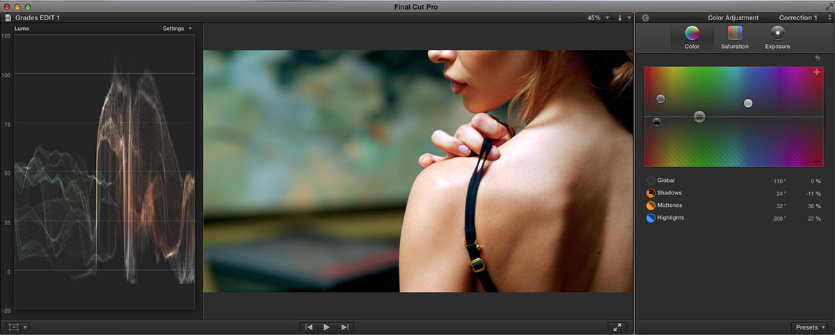 FCP X Color Board Presets « digitalfilms