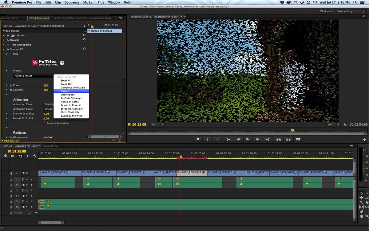 Adobe Photoshop Elements - Test, Versionsbersicht Adobe premiere photo montage templates