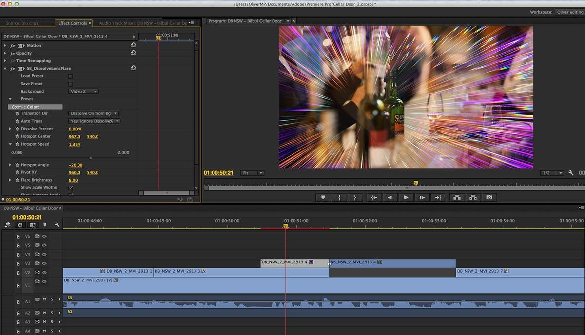Understanding Premiere Pro Transitions « digitalfilms