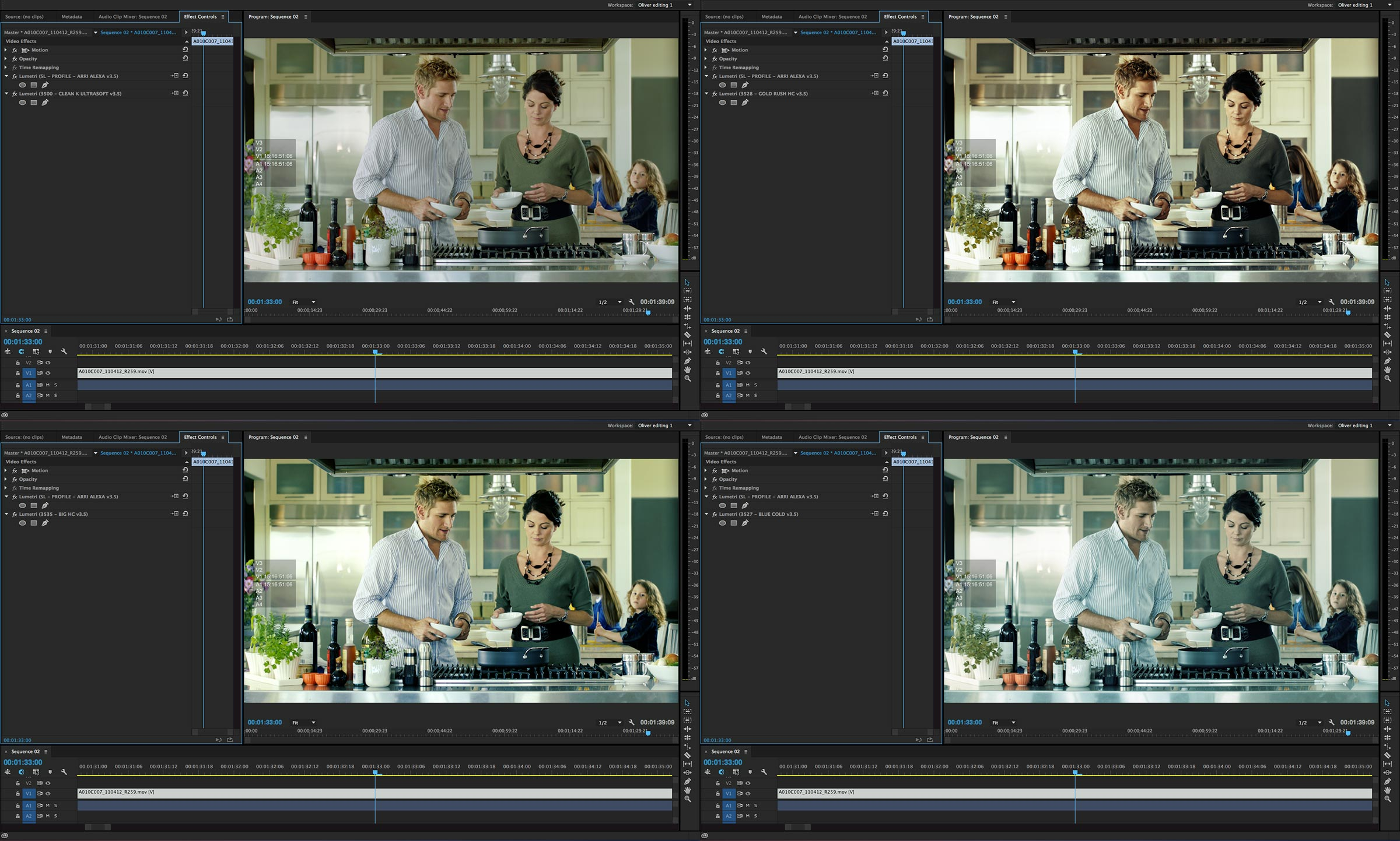Color LUTs for the Film Aesthetic « digitalfilms