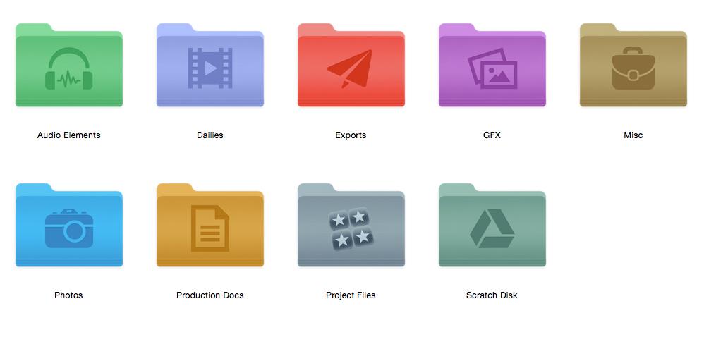 Final Cut Pro X Organizing Tips 171 Digitalfilms
