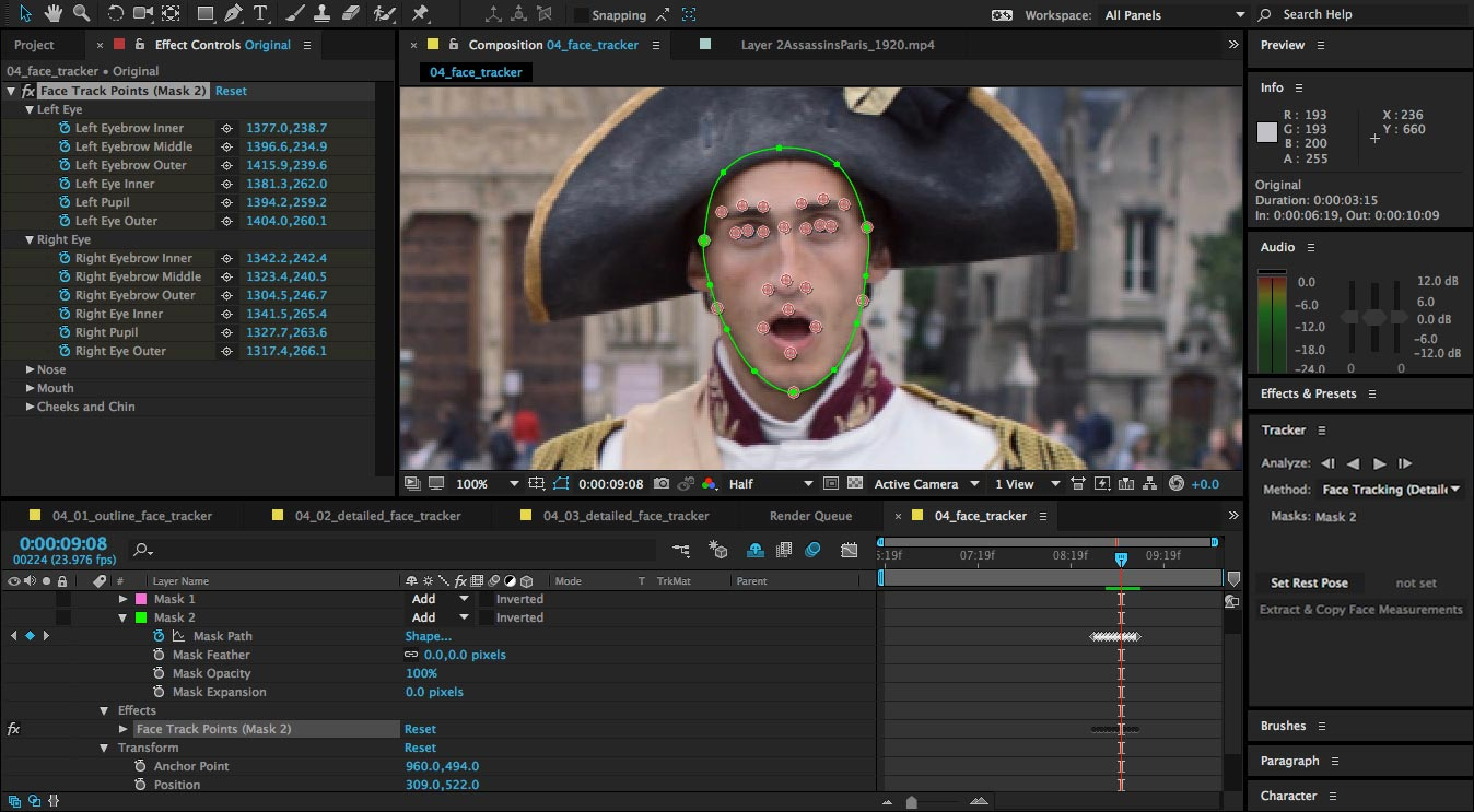 Add a Still Image to the Sequence > Editing a Dialogue ...
