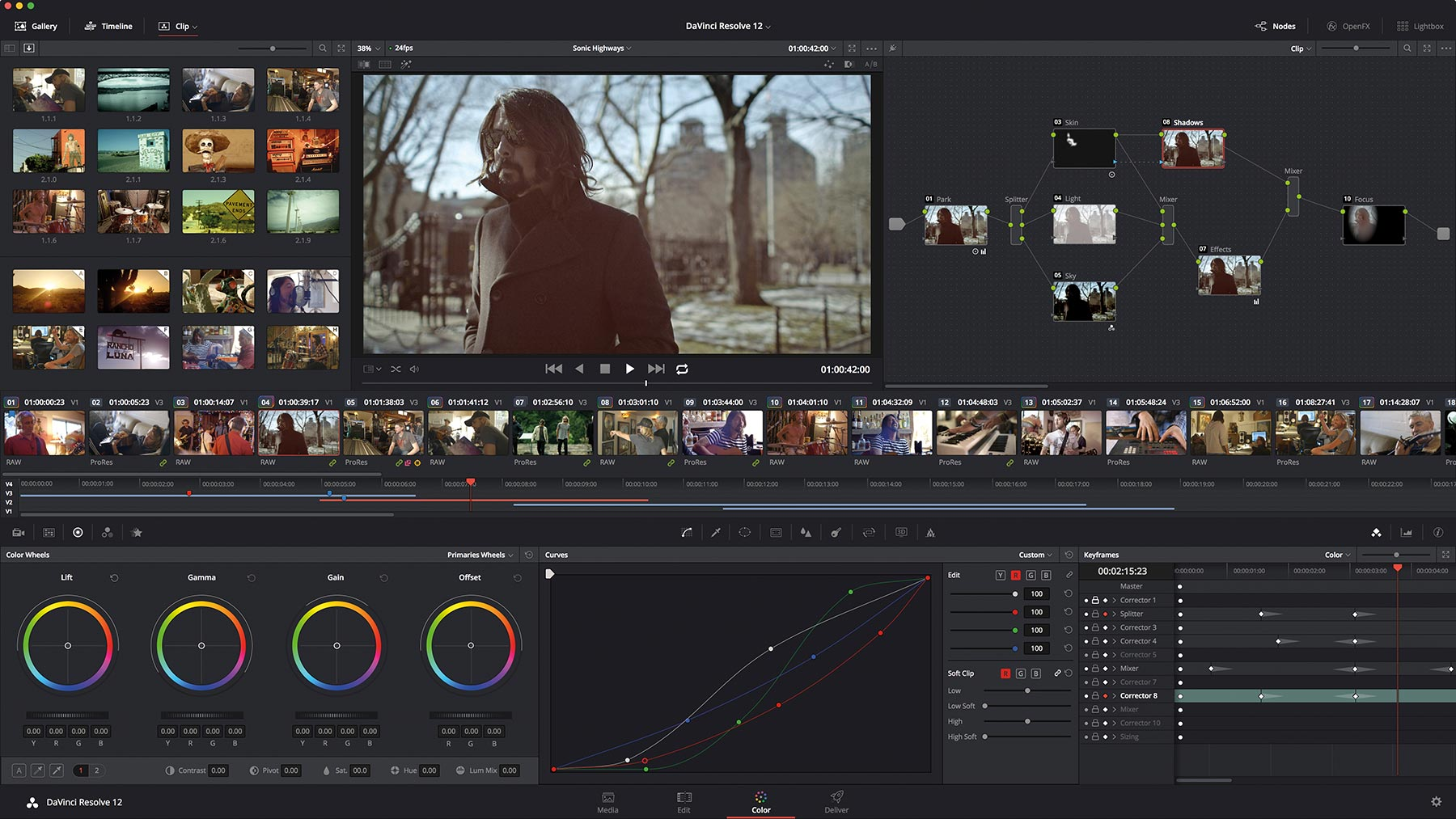 Blackmagic Design DaVinci Resolve 12 « digitalfilms