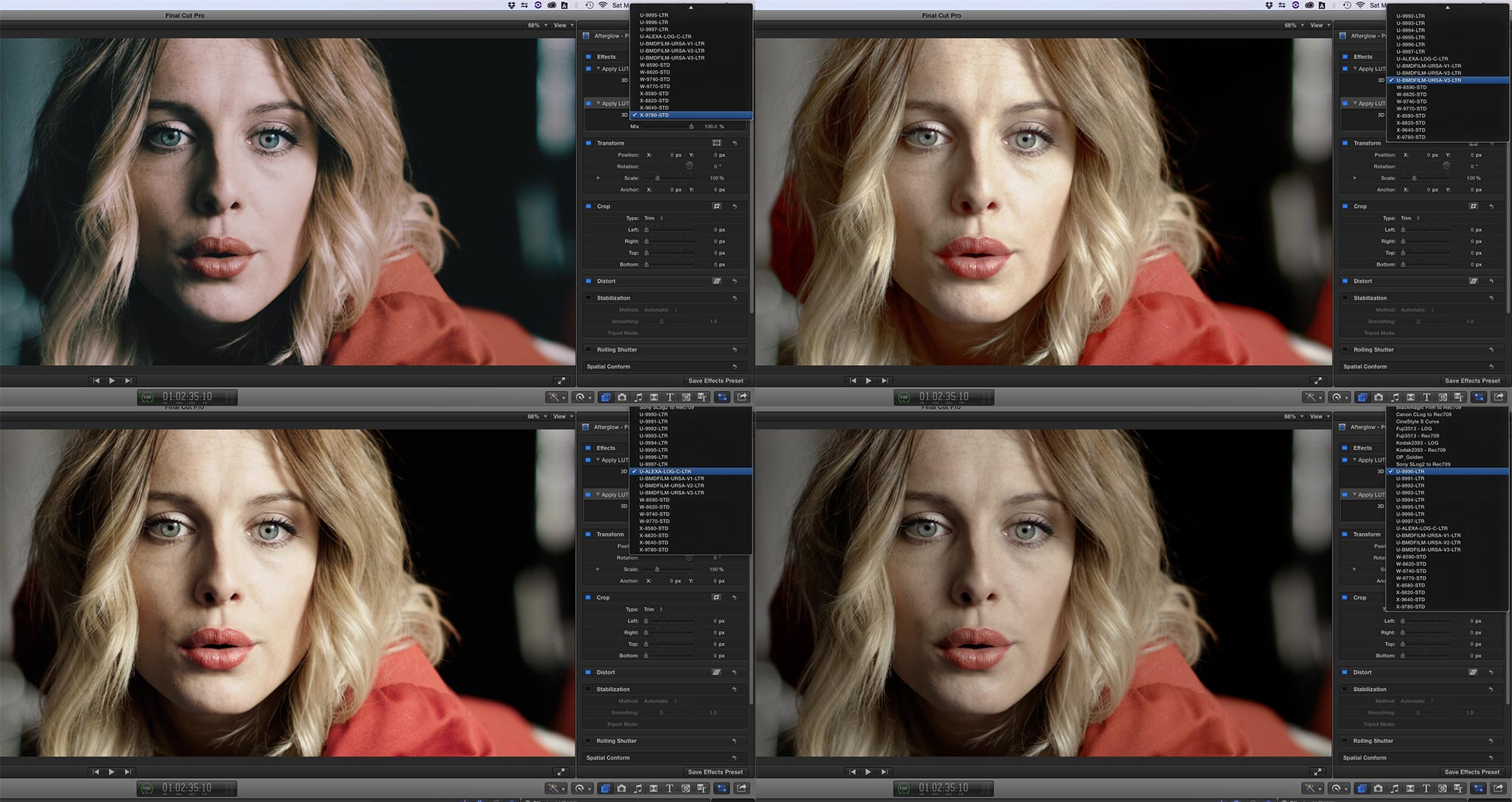More LUTs from IWLTBAP | digitalfilms