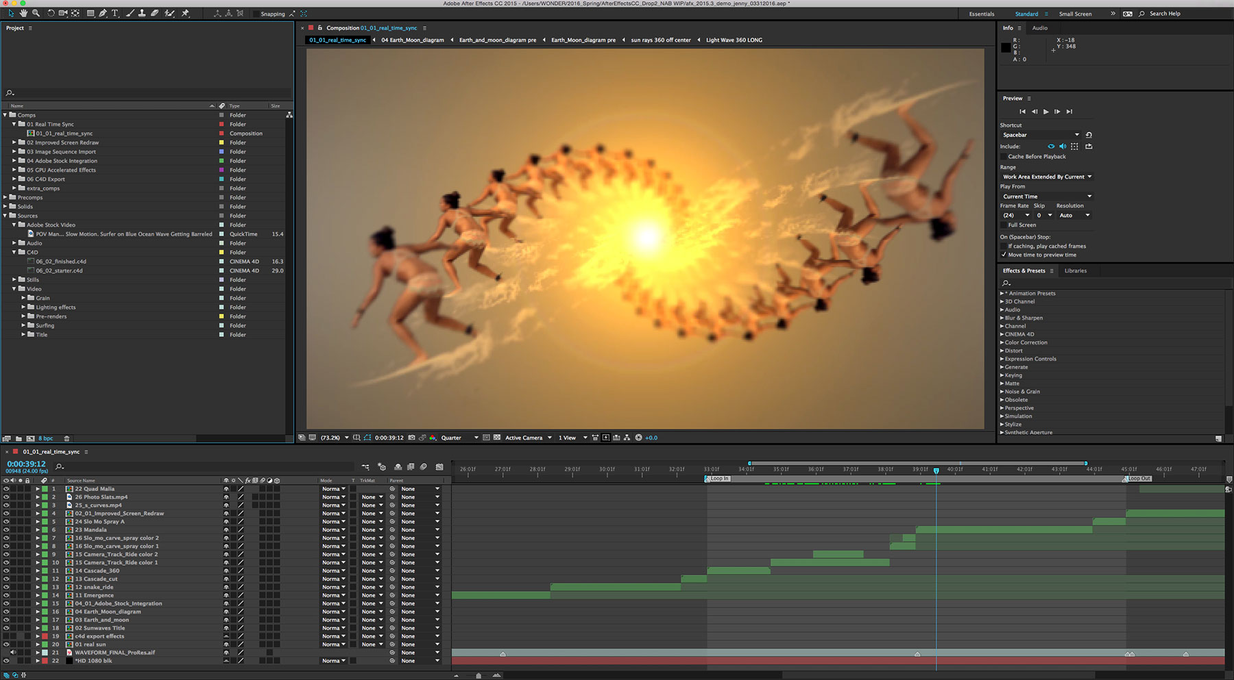 How to create slow-motion clips in After Effects? | mamoworld