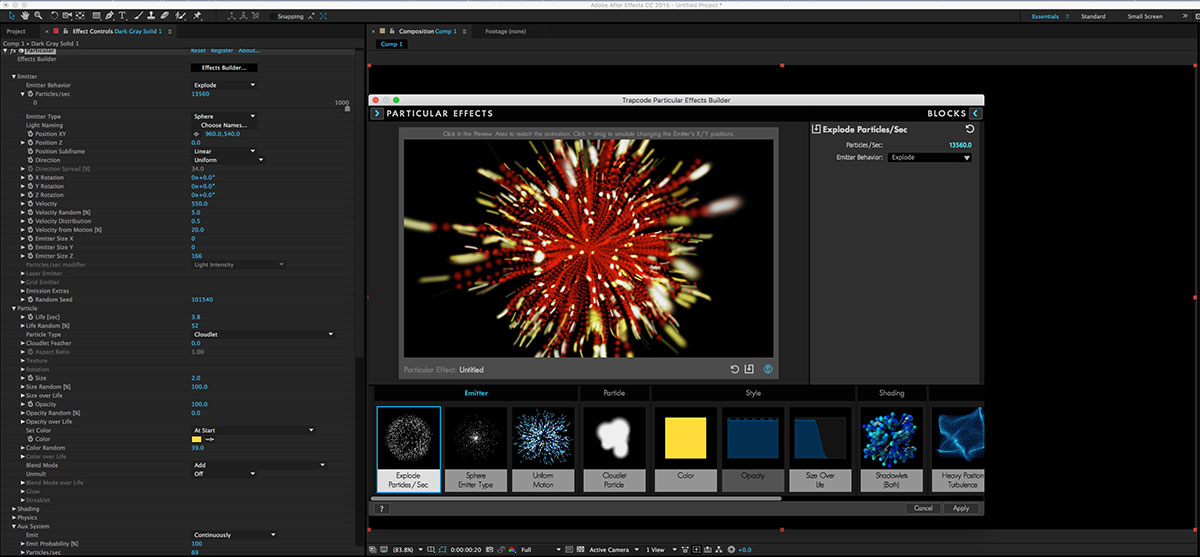 Red Giant Trapcode Suite 13 « digitalfilms