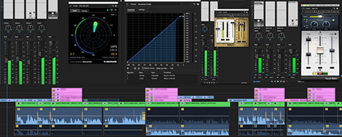 Audio Mixing with Premiere Pro « digitalfilms